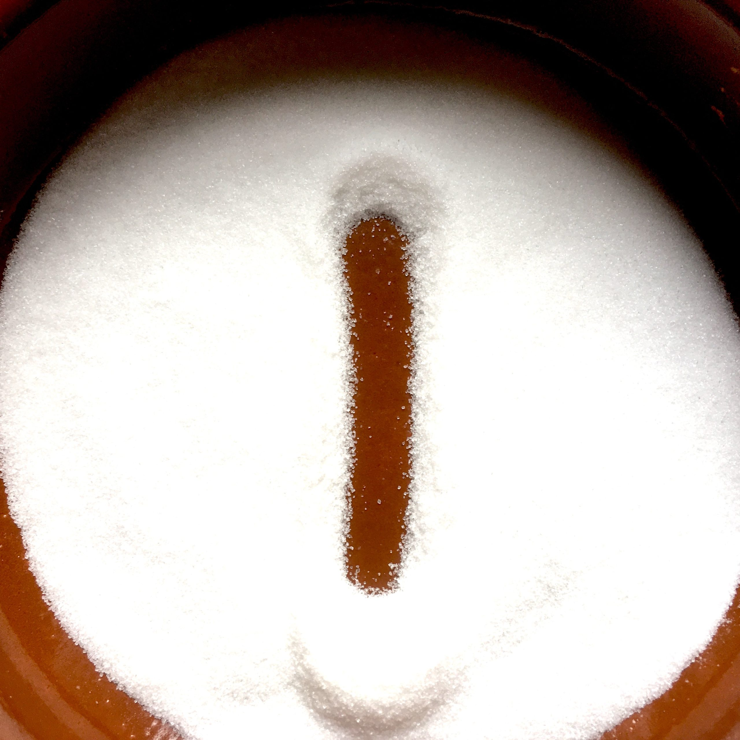 1 Woche zuckerfrei: Fehlen nur noch 51