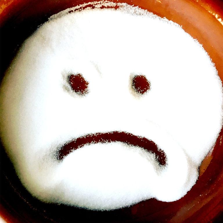 Der Zucker ist schuld